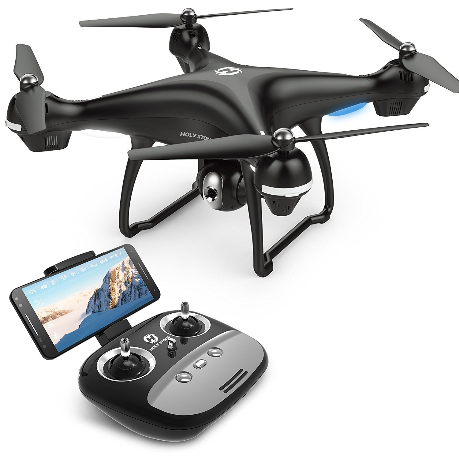 Holy Stone Quadcopter Adjustable Intelligent