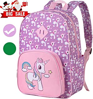 Preschool Backpack for Girls, 15