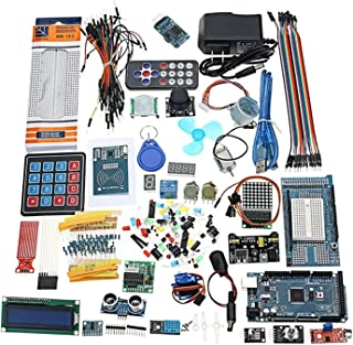 New The Most Complete Ultimate Starter SunFounder Robotic Arm Edge Kits No Battery Version for Arduino Mega Project Super ...
