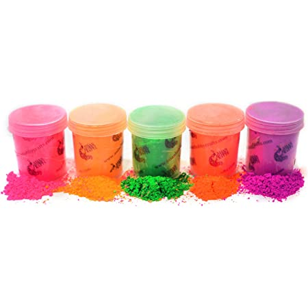 Asian Hobby Crafts Wax Colors for Candle Making : Set of 5 Colors : 10 gm Each