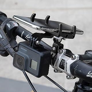 Aluminum Bike Phone Mount Adjustable Motorcycle Bicycle...