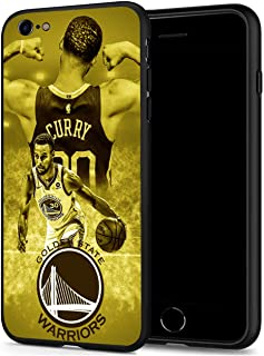 GONA iPhone 6 iPhone 6s Case for Basketball Fans, Soft Silicone Protective Thin Case Compatible with iPhone 6/6s (ONLY)