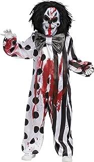 Fun World Boys Costumes Scary Costumes Bleeding Clown
