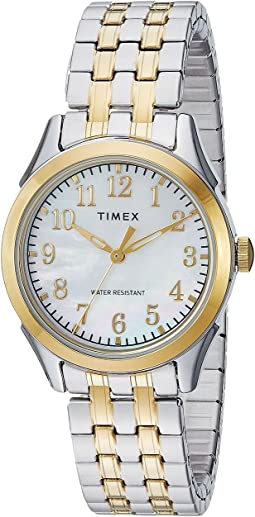 Timex - Briarwood Stainless Steel Expansion Band
