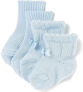 TEX, Pack 2 pares Calcetines para Recién Nacido