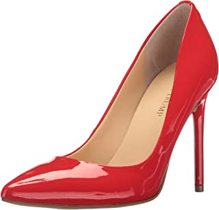 60a422ec68c Amazon.com  Ivanka Trump - Red   Pumps   Shoes  Clothing