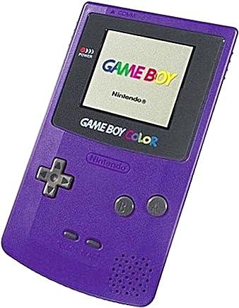Consola Nintendo Game Boy Color Violeta