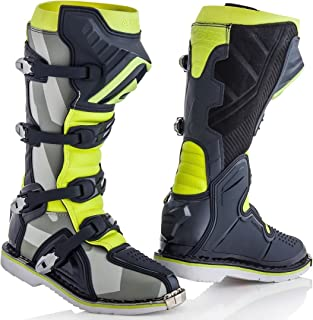 BOOT X-PRO V. Grey/Yellow T.39