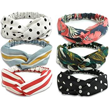 Assorted Colour Soft Touch Polka Dot Bow Kylie Bands School Dance Headbands