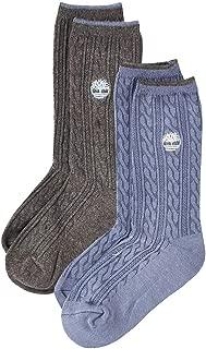 Timberland Socks for Men - Charcoal L