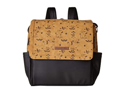 petunia pickle bottom Sketchbook Winnie the Pooh Boxy Backpack Disney Collaboration (Lion King) Diaper Bags
