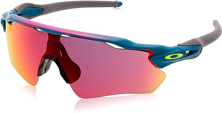 Occhiali oakley radar ev path, occhiali da sole da uomo, taglia