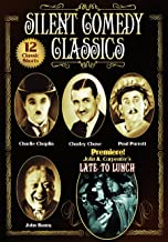 Silent Comedy Classics: 12 Classic Shorts (Fluttering Hearts / Mighty Like A Moose / The Caretaker's Daughter / Be Your Age / Forgotten Sweeties / and more)