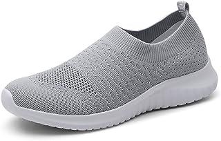 کفش ورزشی پیاده روی زنانه TIOSEBON کفش ورزشی کفش راحتی مش