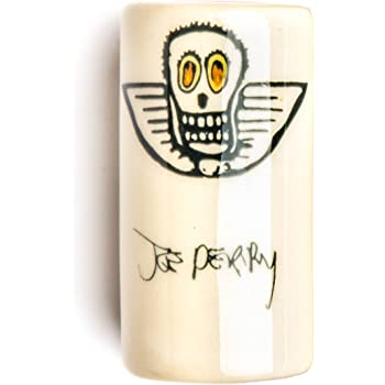 Dunlop Slide 255 Joe Perry Boneyard Medium Long Porcelain Ring 8 Sweat Absorbing