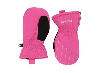 Columbia Kids Chippewatm II Mitten (Toddler) (Pink Ice) Over-Mits Gloves