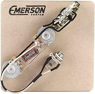 emerson prewired telecaster