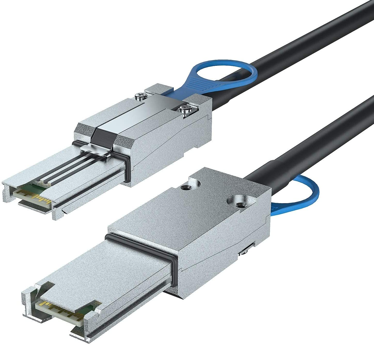 Don't miss the campaign 6G External Mini SAS SFF-8088 Max 87% OFF Cable 0.5-m 100-Ohm to