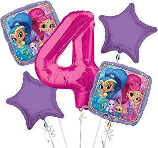 Best shimmer and shine 4th birthday Reviews