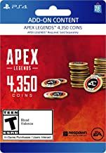 Apex Legends - 4,350 Coins Virtual Currency - PS4 [Digital Code]
