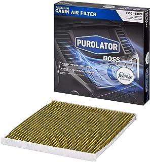Purolator PBC45871 PurolatorBOSS Premium Cabin Air Filter with Febreze Freshness