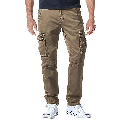 6243187c0b72 Match Men's Athletic-Fit Cargo Pants