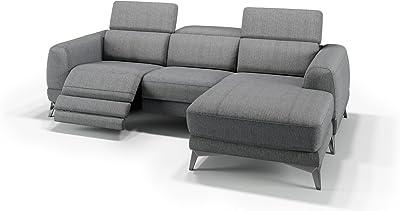Leder Sofa Couchgarnitur Wohnlandschaft Relaxsofa 2Sitzer