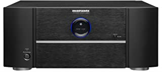 Marantz MM8077 Power Amplifier – 7-Channel Power Amplifier for Ultimate Home Theater & Audio System   Uncompromising High Power Capability, Quality and Design   Active and Passive Cooling