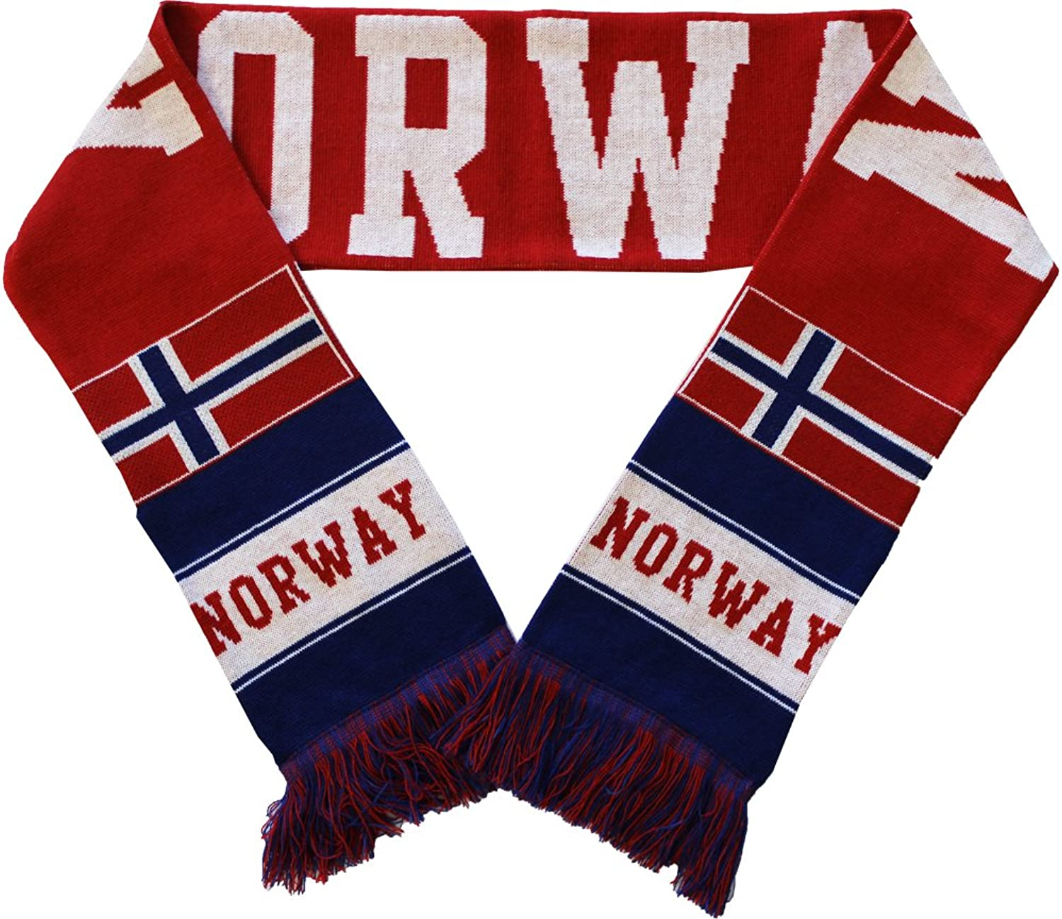 Norway  Country Knit Scarf