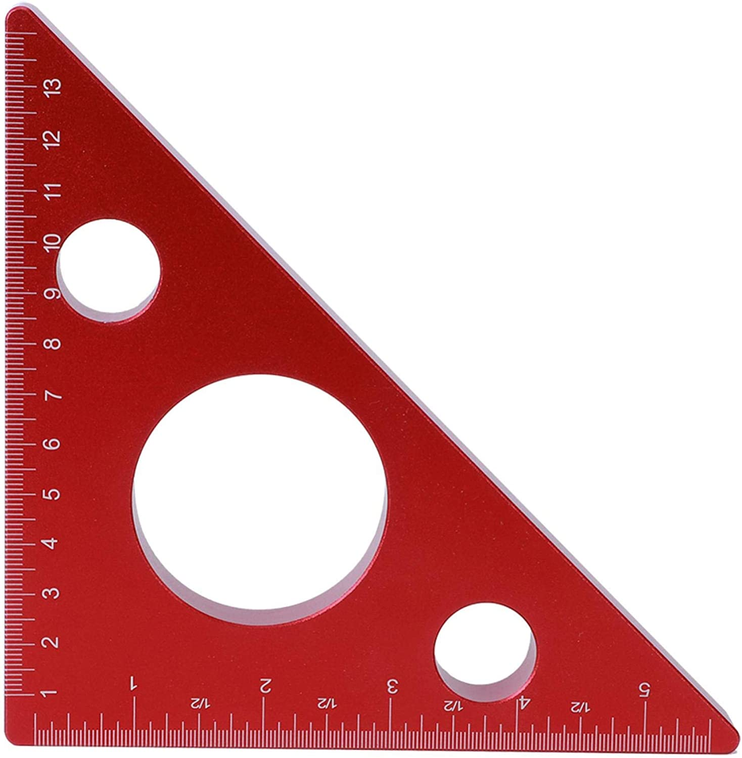 4 years warranty Carpenters Square 45 Free Shipping Cheap Bargain Gift Degree Carpe Angle Ruler Right