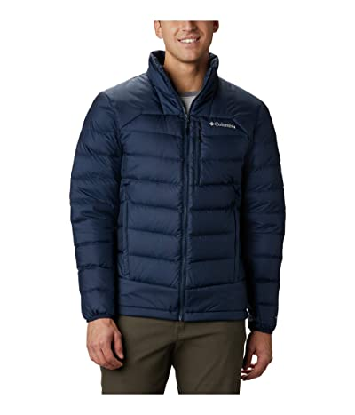 Columbia Big Tall Autumn Parktm Down Jacket (Collegiate Navy) Men