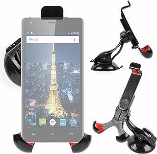 DURAGADGET Soporte Giratorio para Coche para Smartphone Cubot King Kong/Cubot Echo/Oukitel Mix 2: Amazon.es: Electrónica