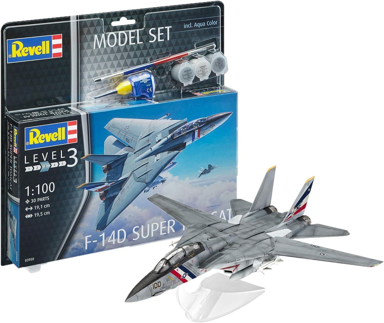 Revell 20 Modellbausatz F 20D Super Tomcat