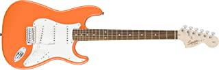 Squier by Fender Affinity Series Stratocaster Electric Guitar - Laurel Fingerboard - Competition Orange