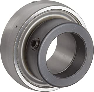 Browning VE-132 Ball Bearing Insert, Eccentric Lock, Regreasable, Contact Seal, Steel, 2