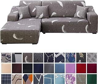 Fundas Sofa Elasticas Chaise Longue,Extraíbles y Lavables,