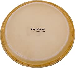 Tycoon Percussion Master Series Replacement 12.5 Inch Tumba Head (Water Buffalo)