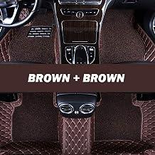 MDJFB Para el Piso del automóvil Auto Alfombrilla de pie para Land Rover Freelander 2 Discovery 3 evoque Accesorios para automóviles Alfombra Impermeable