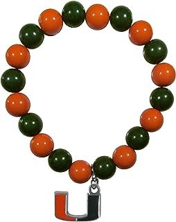miami hurricanes beads