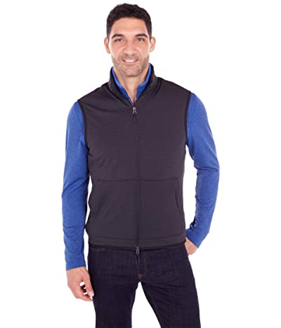 Robert Graham Campbells Vest (Black) Men