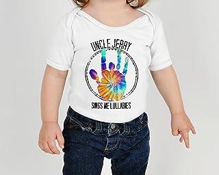 Details about  /Grateful Dead Baby Onesie Truckin Hippie Bus Bears Unisex Gerber Organic Cotton