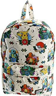 Loungefly x Pokemon Tattoo AOP Backpack