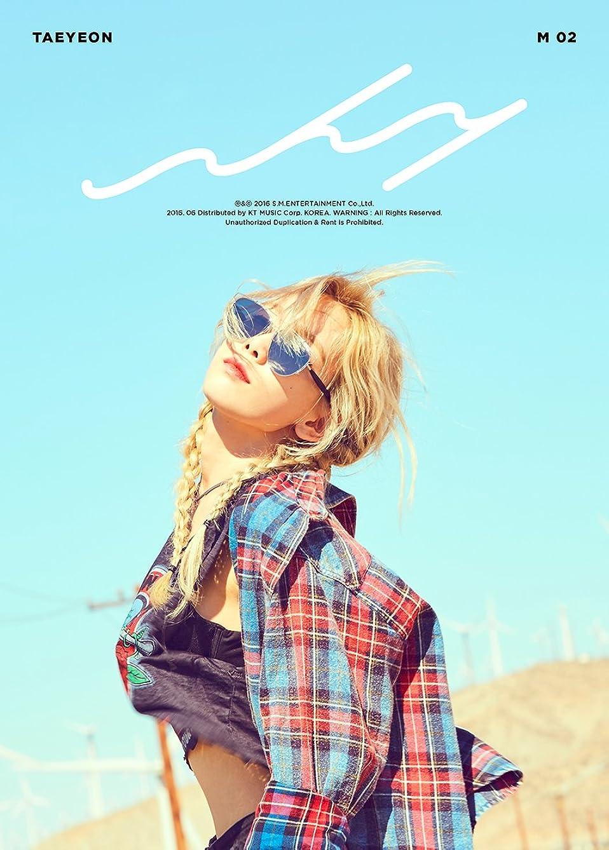 SM Entertainment  TAEYEON/Why 2nd Mini Album CD with Photobook