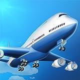 cielo aereo radar di volo: la torre di controllo dell'aeroporto - Free Edition
