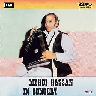 Mehdi Hassan In Concert, Vol. 6 (Live)