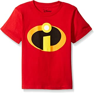 Disney boys Incredibles Icon Costume T-shirt Shirt