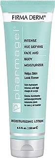 Pharmagel Firma Derm Age Defying Moisturizing Lotion   Daily Moisturizer Body Lotion for Dry Skin   Anti-Aging & Firming Moisturizer - 8.5 fl oz