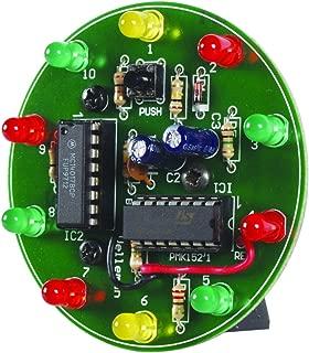 Velleman MK152 Spinning LED Wheel MiniKit