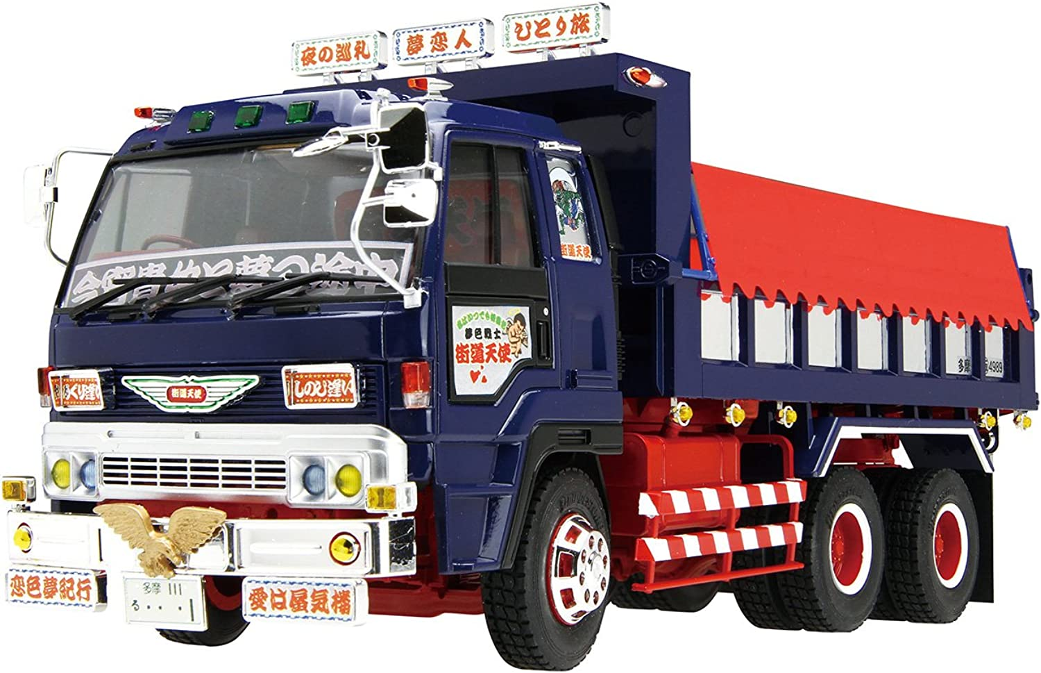 1 32 Rapporto Truck Series No.16 strada Angel (gree disautoica) (japan import)