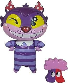 Enesco World of Miss Mindy Presents Disney Designer Collection Cheshire Cat Vinyl Figurine, 7